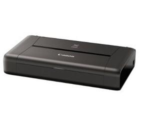 佳能 IP110 喷墨 彩色打印机 打印 支持无线网络打印 便携式打印机