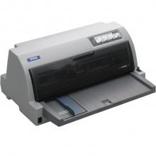 爱普生(EPSON) 针式打印机LQ-690K (106列平推) 标配