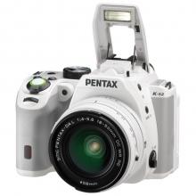 宾得(PENTAX)K-S2 18-50WR 单反套机(WIFI/NFC 翻转屏 防尘防滴 无低通滤镜 KS1升级版KS2)白