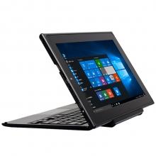 伟卓(Venturer)11.6英寸 学生平板 电脑笔记本 电脑平板二合一 四核 黑色 64GB