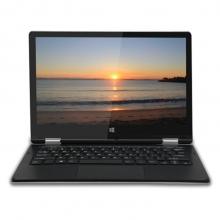 nextfun 11.6英寸笔记本平板电脑二合一平板电脑英特尔四核128G存储+4G内存 银色