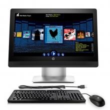 惠普(HP)460 G2 20英寸商用一体机(i5-6500 4G 1T DVDRW WiFi 可升降旋转底座 office 3年上门服务)