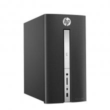 惠普(HP)570系列商用办公家用游戏台式机电脑主机整机企业采购 单主机无显示器 570-P010/G3900/4G/500G