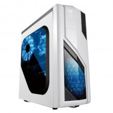 星俹 电脑主机台式机4G独显酷睿i3七代四核AMD办公家用商务游戏台式电脑整机 A6-7400K/8G内存/120G固态 台式主机