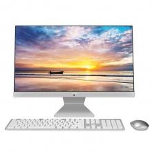 华硕(ASUS)傲世V241IC 23.8英寸一体机电脑(奔腾 4405U 4G内存 1TB 集显)冰钻银