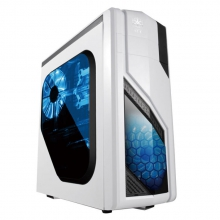 星俹 电脑主机台式机4G独显酷睿i3七代四核AMD办公家用商务游戏台式电脑整机 A8-7500/8G内存/240G固态/2G独显 台式主机