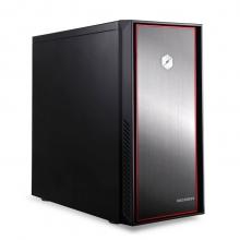 机械革命(MECHREVO)MR Q17 吃鸡游戏台式电脑主机(i7-7700 16G DDR4 256GSSD+2T GTX1060 6G独显 win10)