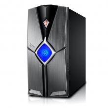 海尔(Haier)轰天雷V8A 台式游戏电脑主机(I5-7400 8G DDR4 1TB+128G SSD GT1030 2G WIN10)
