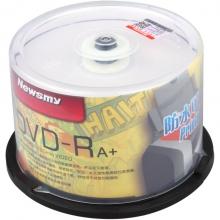 纽曼(Newsmy)DVD-R 16速 4.7G 防水可打印系列 桶装50片 刻录盘
