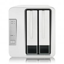 铁威马(TerraMaster)D2-310 双盘RAID磁盘 阵列盒 阵列柜 USB3.1硬盘盒(非NAS网络存储云存储)