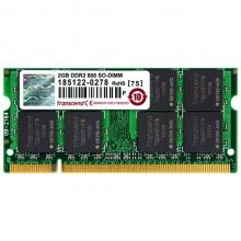 创见(Transcend) DDR2 800 2GB 笔记本内存
