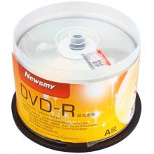 纽曼(Newsmy)DVD-R 16速 4.7G 炫光系列 桶装50片 刻录盘