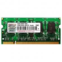 创见(Transcend) DDR2 800 1GB 笔记本内存