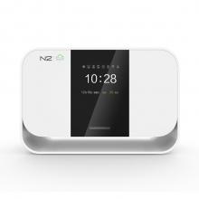 恩兔(N2)ND-1 NAS 家庭云盘 智能云存储 双盘互备多功能存储服务器 双核ARM高性能多媒体处理器 一键备份 远程唤醒