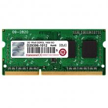 创见(Transcend)DDR3 1600 2G 1.35V低电压笔记本内存