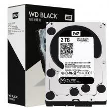 西部数据(WD)黑盘 2TB SATA6Gb/s 7200转64MB 台式游戏硬盘(WD2003FZEX)