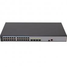 华为(HUAWEI)S5700S-28P-LI-AC 24口全千兆二层网管交换机