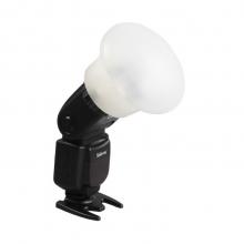 Selens 机顶闪光灯配件磁吸系列迷你蜂窝罩 色片套装 束光筒 柔光球 柔光罩 柔光罩