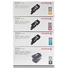 富士施乐(Fuji Xerox)CP105b/CM215fw/CM215/CP215黑彩四色套装(经济型)墨粉筒/粉盒/碳粉/耗材