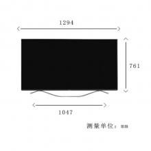 夏普(SHARP) LCD-58SU761A 4K超高清智能电视 55DS6000A升级版