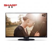 夏普(SHARP) LCD-40F360A 40英寸 1080P全高清液晶LED平板电视机