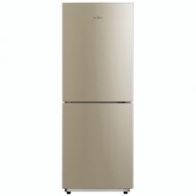 美的(Midea) 小双门两门风冷无霜冰箱207升BCD-207WM 芙蓉金