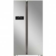 美菱(MeiLing) BCD-518WEC 518升 对开门冰箱 电脑控温 风冷无霜 节能保鲜 (月光银)