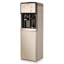 沁园(QINYUAN)YLD9662W 外置真沸腾 壶控加热 立式冷热型饮水机