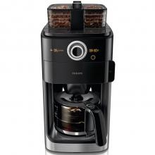 飞利浦(Philips) 咖啡机 HD7762/00 家用全自动双豆槽研磨咖啡机可预约