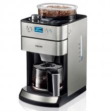 飞利浦(Philips) 咖啡机 全自动家用滴滤式保温预约功能 HD7751/00 研磨一体