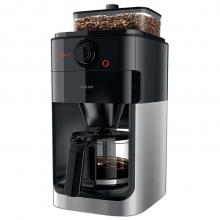 飞利浦(PHILIPS) 咖啡机 家用美式全自动冲煮防滴漏豆粉两用一体式咖啡研磨机 HD7761