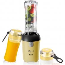 小熊(Bear)随行杯搅拌机多功能便携式果汁家用可榨汁LLJ-D05M2