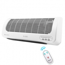 格力(GREE) Gree/格力取暖器家用居浴两用办公室电暖气 NBFC-X6021B(带遥控)