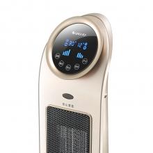 格力(GREE) NTFD-X6020B 家用暖风机LED屏静音速热取暖器无光遥控电暖器