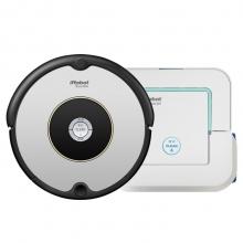 美国艾罗伯特(iRobot) 扫擦套餐601+241智能拖地扫地擦地机器人吸尘器套装