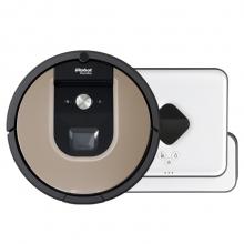 美国艾罗伯特(iRobot) 扫擦套餐 961+381智能拖地扫地擦地机器人吸尘器 套装