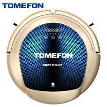 斐纳(TOMEFON) 扫地机器人德国智能导航规划全自动超薄扫地机器人吸尘器TF-D60 香槟金