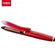 雷瓦(RIWA) 卷直发器 温控卷发棒 防烫卷发器 玛雅红 RB-8315