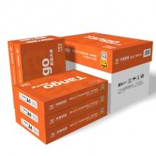 天章(TANGO)新橙天章A4 80g复印纸 500张/ 5包/箱 包