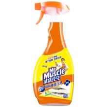 威猛先生 厨房重油污净(柠檬)500g 厨房清洁剂 油烟机清洁剂