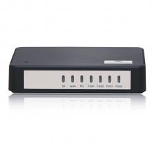 迅时 (Newrock) HX4E 2~4口 VOIP网络电话、语音网关,选购配置: HX402E(2个内线分机口)