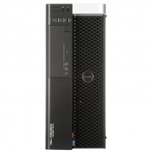 戴尔(DELL) T7810 图形工作站主机 塔式双路至强E5台式电脑 单颗E5-2603V4六核 1.7G主频 4G/1T/NVS315-1G独显