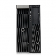 DELL 戴尔 T7920/T7910 图形工作站双路塔式电脑台式主机 铜牌3104丨单颗丨6核 1.7Ghz 8G内存丨1T硬盘丨P600 2G独显
