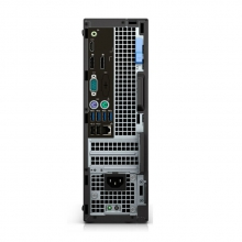 戴尔(DELL) T3420/T3620塔式图形工作站电脑主机 T3420小机箱/含128G固态 E3-1225V5/16G内存/2T/K620显卡