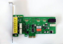 博智双硬盘物理隔离卡V66EPQ(PCI-E)