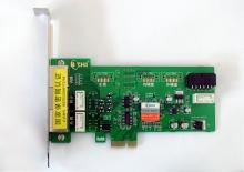 博智双硬盘物理隔离卡V66GPQ(PCI千兆版)