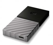 西部数据 PASSPORT-SSD  256G移动硬盘