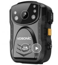 群华(VOSONIC)D5执法记录仪录像机1296P高清